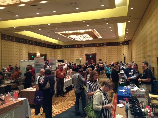 ALA expo 2013 Crowd
